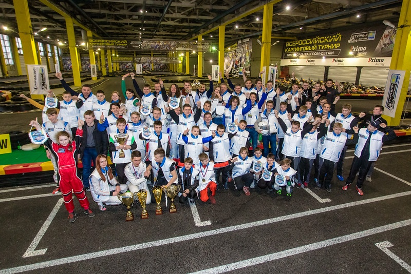 SMP Racing / Газпром-детям 2016