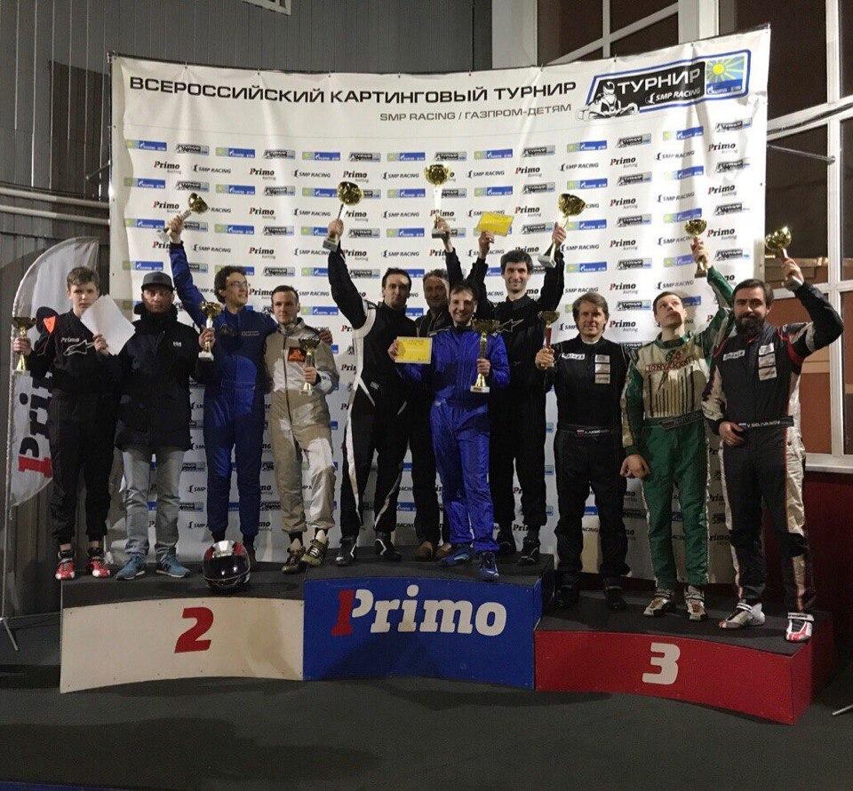 Очередной уже третий по счёту этап SWS Primo Endurance завершился в пятницу (14.04.2017) ночью.