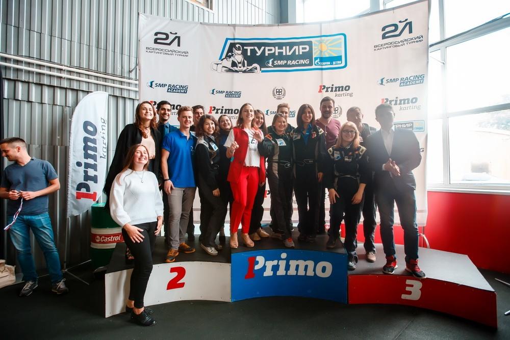 Картинг-клуб «Primo karting»: предложение для корпоратива