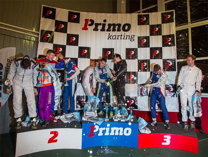 Пятничный турнир в Primo