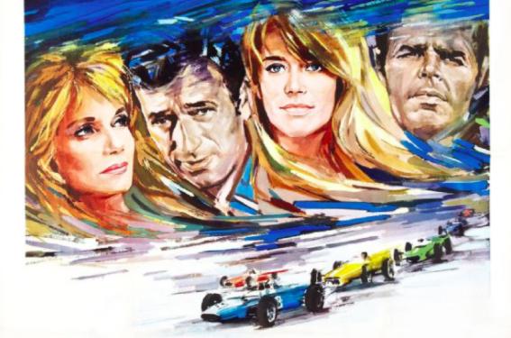Величайшие фильмы о Formula 1. Часть I