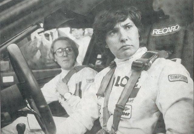 Мишель Мутон: Самая успешная женщина в автоспорте