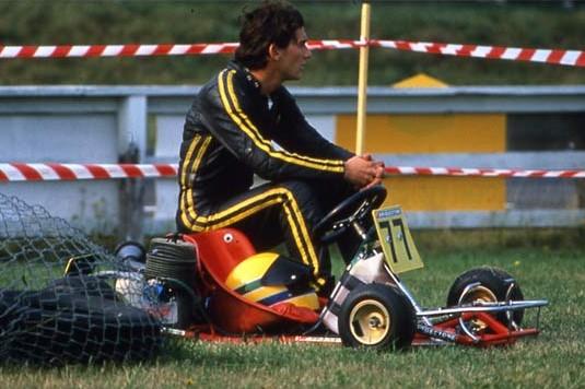 10 всемирно известных гонщиков пришедших из картинга