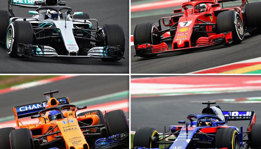 Сколько платят командам Formula 1?