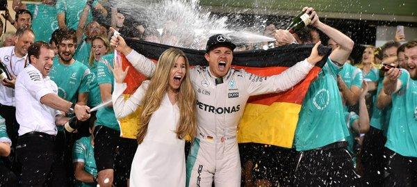 Чемпион Мира F1 2016 Нико Росберг: Почему я ушел на пенсию