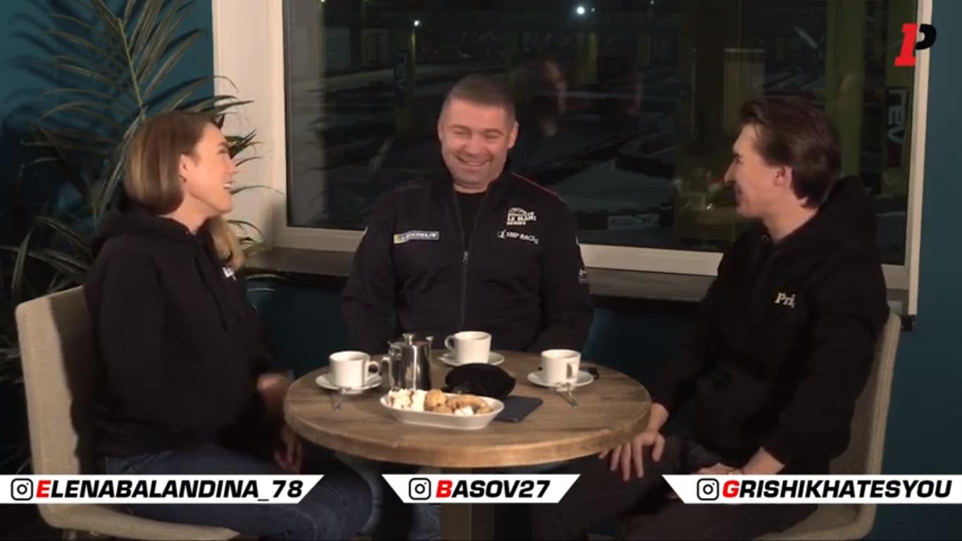 Быстрые люди в Primo. Интервью с Алексеем Басовым, пилотом SMP Racing