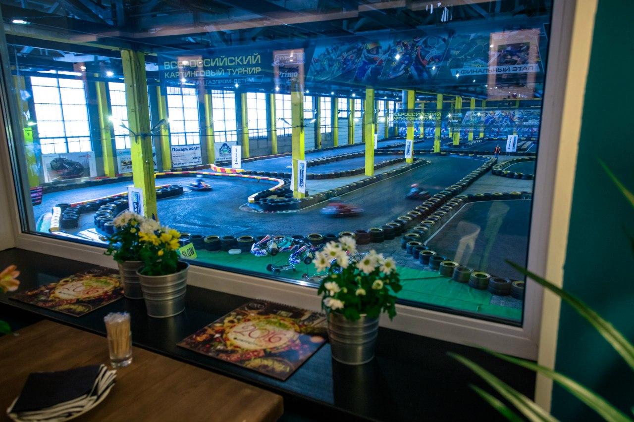 КАРТОДРОМ Primo Karting ожидает реконструкция