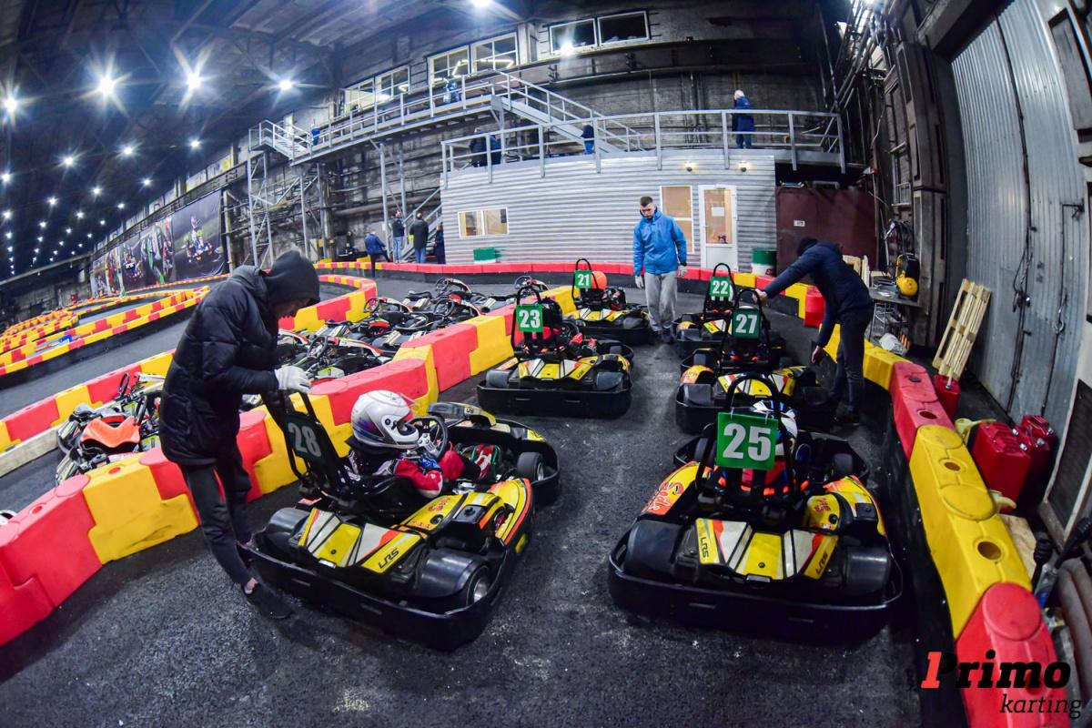 Детская гонка SWS Primo Mini Cup, 29.01.20
