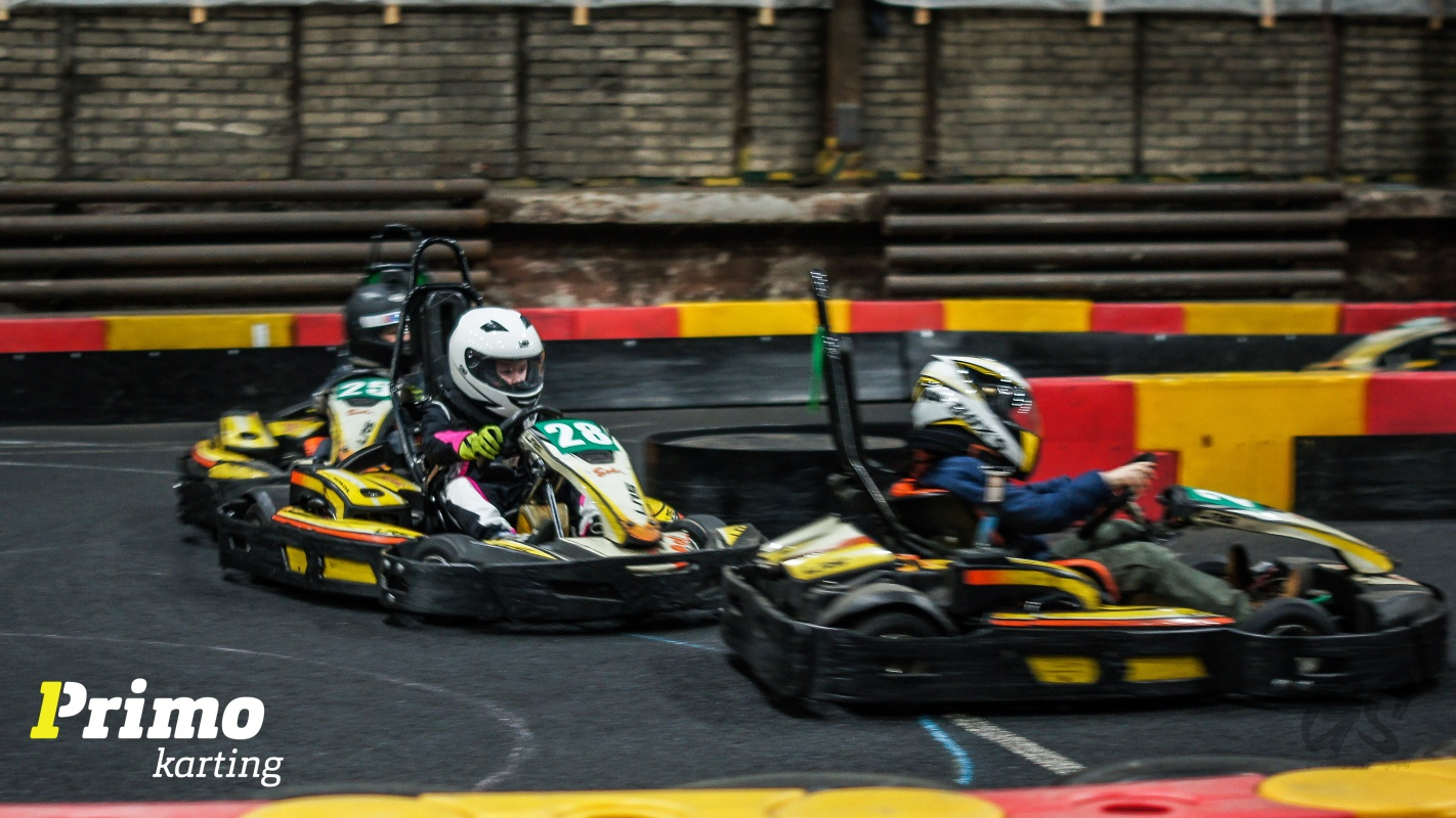Детский чемпионат Mini Racers